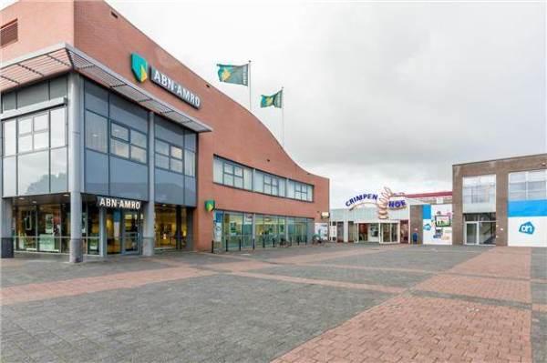 ABN AMRO sluit kantoor bij Crimpenhof