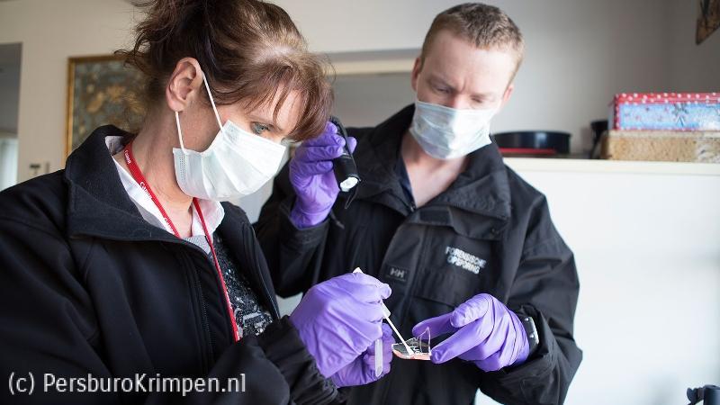 Geluidsoverlast leidt naar Capelse heroïnefabriek