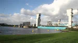 Sluiting Hollandse IJsselkering door storm